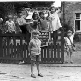 Brenamoor School c1940