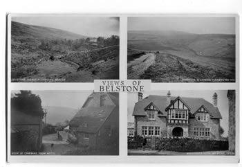 Views of Belstone