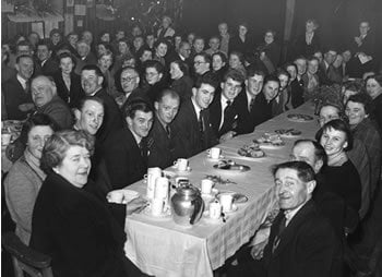 W I Christmas Party 1953