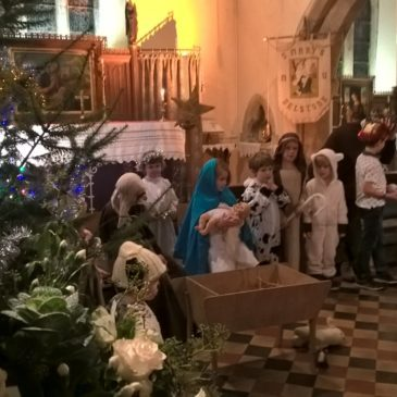 Carol and Crib Service – Sunday 18th December