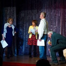 French Toast and Last Panto in Little Belstone – A Review