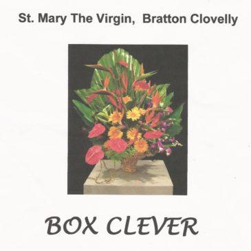 Flower Festival – Bratton Clovelly