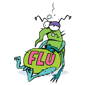 Flu Clinic in Village Hall Tue 10th Oct
