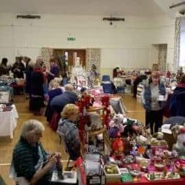 Belstone Christmas Bazaar Sunday 26th Nov