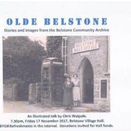 OLDE BELSTONE – Photographs from the Archive