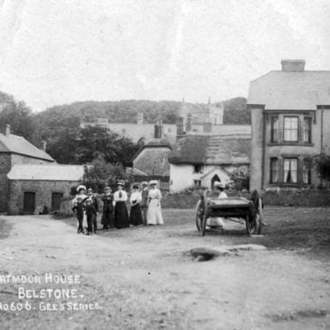 Belstone History – A 100 Year Spot the Difference!