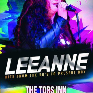 Leeanne – Live at The Tors!