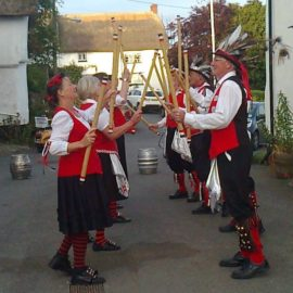 Winkleigh Morris – Live at The Tors
